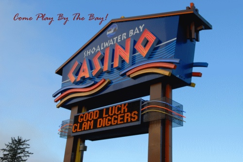 Shoalwater Bay Casino, Washington State
