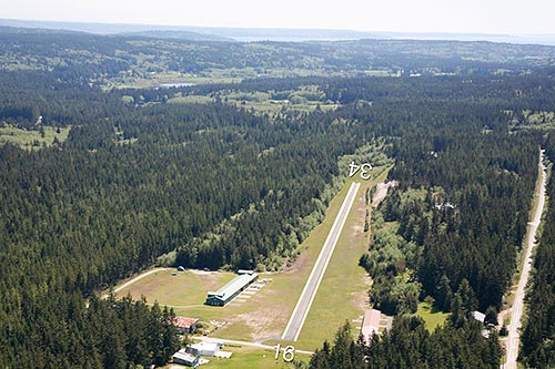 Whidbey Airpark, Whidbey Island, WA