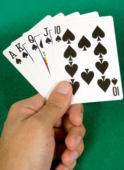 Play poker in an Ocean Shores casino