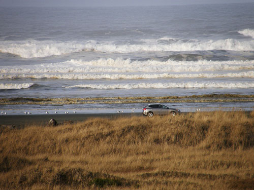 Ocean Shores rentals let you stay close to the beach