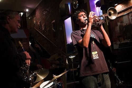 Port Townsend, Washington has a vibrant music scene