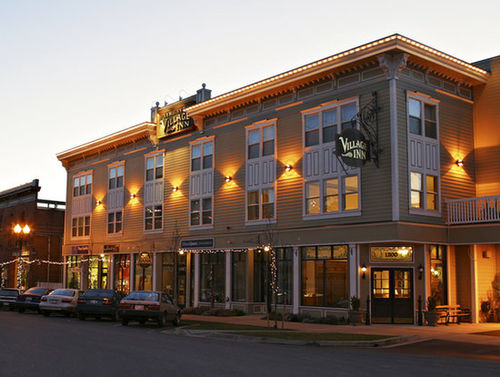 Fairhaven Village Inn Bellingham Wa