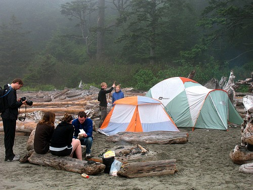 Discover the Magic of Washington State Camping