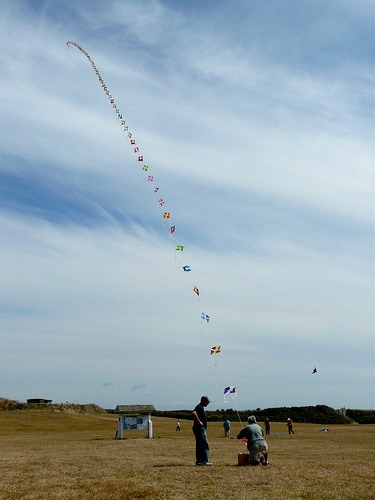 Whidbey Kite Festival, Whidbey Island, WA