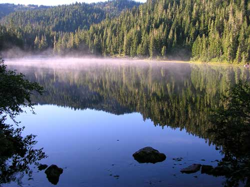 Deer Lake, Whidbey Island