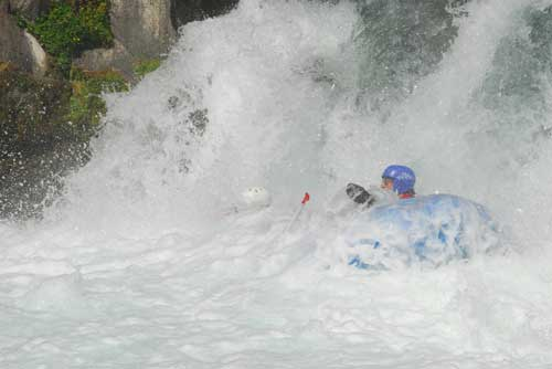 White water rafting, Washington is a huge thrill whether you go solo or in a group