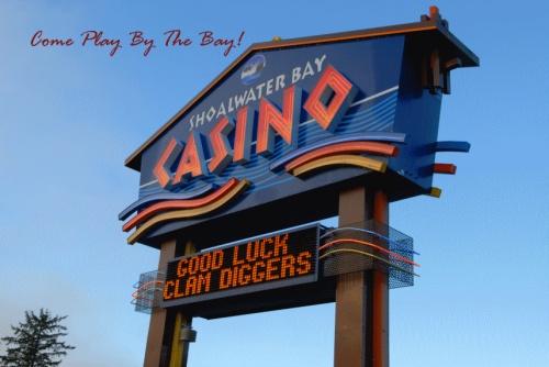 Shoalwater Bay Casino, Washington State