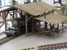 Bellingham Railway Museum, Bellingham, WA