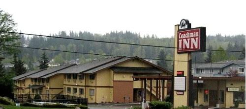 The Coachman Inn, Bellingham, WA