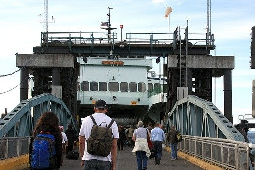 Always check the Washington State Ferry Schedule before you travel