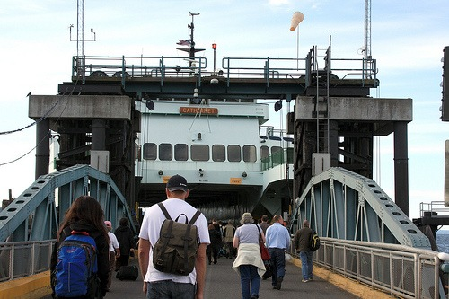 Washington State Ferry Schedule